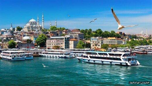 قیمت سفر به استانبول و گرجستان در پاییز