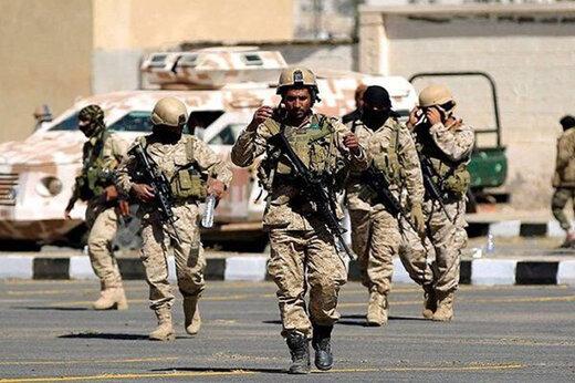 فیلم   استفتای سرباز سعودی درباره نمازخواندن با پوشک در جنگ یمن!
