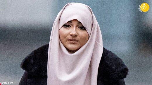 محاکمه ملکه زیبایی در انگلیس؛ جرم کمک به داعش/ عکس