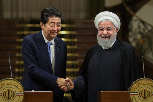 گمانه زنی رسانه ژاپنی از محتوای مذاکرات روحانی و آبه/ طرح توکیو روی میز است