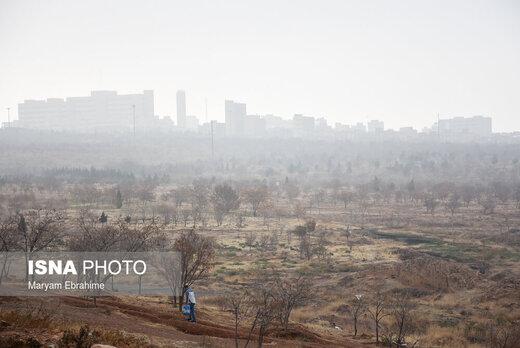 ممنوعیت فعالیت واحدهای آلاینده معدنی و صنعتی از امشب/ ورود کامیون ها به تهران ممنوع شد