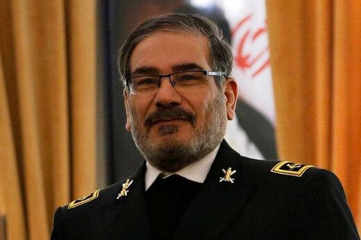توئیت دبیر شورایعالی امنیت ملی با هشتگ اجتماع قلبها