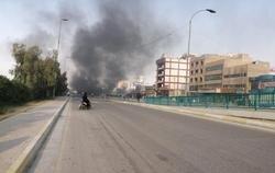 عناصر نفوذی موکبهای حسینی در کربلا را به آتش کشیدند