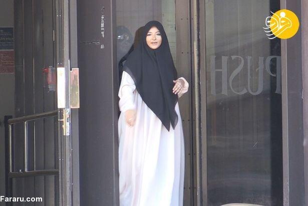 ملکه زیبایی محکوم به کمک به داعش شد/ تصاویر