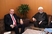 Rouhani, Erdogan focus on cooperation to solve problems of Muslim world