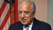 کدام اتفاق خلیلزاد را امیدوار به تحقق صلح افغانستان کرده است؟