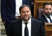 دادگاه اتحادیه اروپا: رهبر جداییطلب کاتالونیا مصونیت قضایی دارد