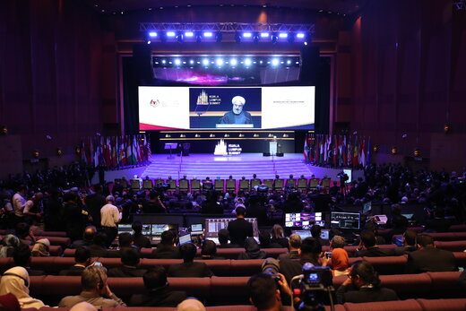 President Rouhani: Muslims should find ways to counter dollar dominance
