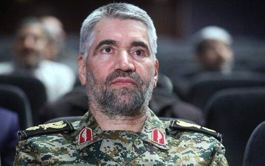 شهادت سردار جانباز حاج علی فضلی تکذیب شد