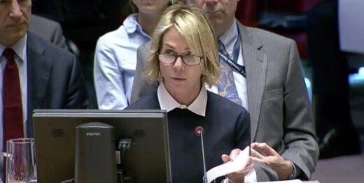 اتهامزنیهای ضدایرانی نماینده آمریکا در شورای امنیت