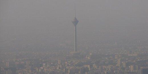 کیفیت هوای تهران در آخرین جمعه پاییز چگونه است؟
