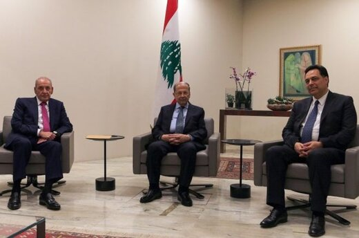 دیاب قفل های اقتصاد و سیاست را در لبنان باز خواهد کرد؟