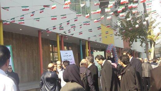 بزرگترین شیرخوارگاه خاورمیانه در تهران افتتاح شد