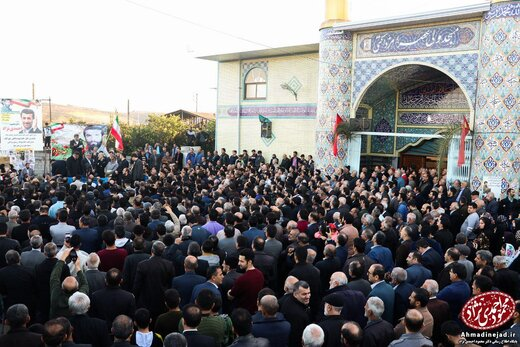 سفر استانی جدید محمود احمدی نژاد