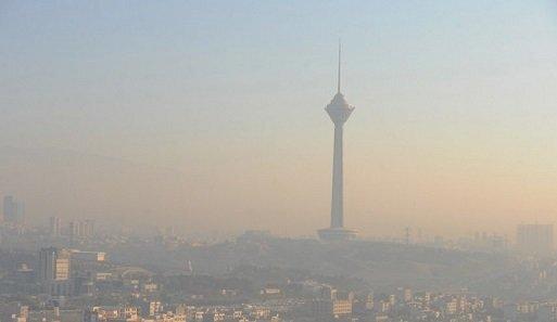 آخرین وضعیت کیفیت هوای تهران/ آلودهترین مناطق را بشناسید