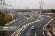 از ترافیک جادههای کشور چه خبر؟
