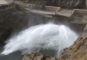 اولین روز زمستان: اولین رهاسازی آب سدها به دریاچه ارومیه در سال زراعی امسال