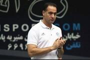 پیمان اکبری، سرمربی شهرداری ارومیه شد