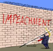 حالا تو باید از این دیوار بالا بری جناب پرزیدنت!