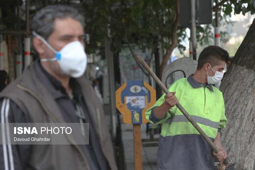 چرا آذر امسال یکی از بدترین ماههای آلوده برای تهرانیها بود؟