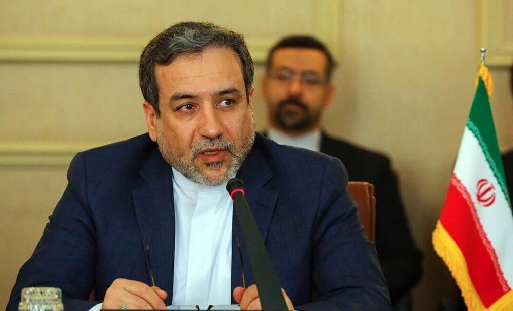 "Araghchi terms maximum pressure as ""big failure"""