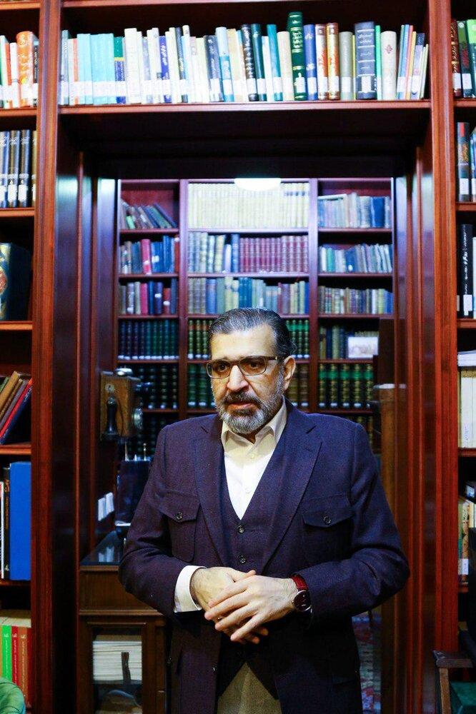 واکنش صادق خرازی به انتشار فایل صوتی ظریف: او از عاشقان به سردار سلیمانی است /فرصت طلبی نکنیم