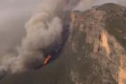 فیلم | تلاش ۳هزار آتش نشان برای مهار آتشسوزی در استرالیا