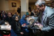 تصاویر | شب یلدای ربیعی و حناچی در خانه سالمندان