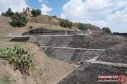 بزرگ ترین هرم دنیا در جایی به جز مصر، کشف شد! +تصاویر
