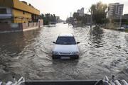 پایان بحران آبگرفتگی در اهواز / مناطق از حالت بحرانی خارج شدهاند