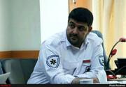 اعزام بالگرد اورژانس هوایی به منطقه زلزلهزده در خوزستان