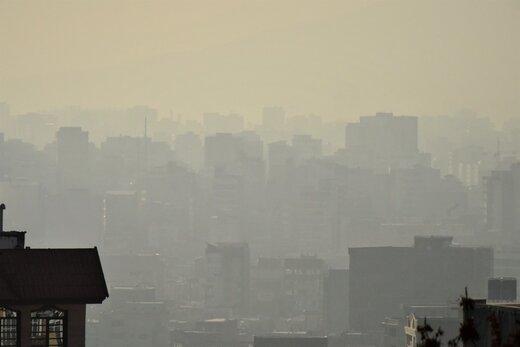 ادامه آلودگی هوا در آذربایجانغربی / سلماس آلودهتر از تهران و ارومیه