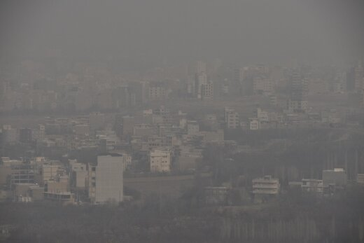 آذربایجانغربی، دومین استان پرتلفات کشور در روزهای آلوده