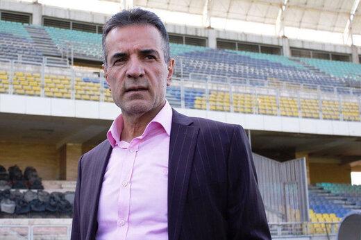 انصاری فرد: درباره حضور گلمحمدی هیچ توصیهای نشده است/مربی دیگری سرمربی تیم ملی میشود