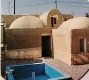 اقامتگاه بومگردی خانه کله در روستای مایان دامغان افتتاح شد