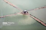 سیلاب ۵۰۰ کیلومتر از جاده های کرمان را غرق کرد