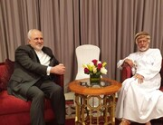 Iran, Oman FMs kick off 1st round of talks in Muscat