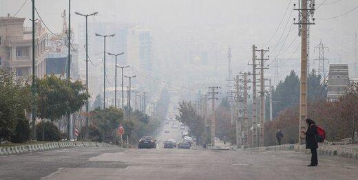 تعطیلی مدارس خوزستان به دلیل آلودگی هوا
