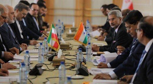ايران والهند تؤكدان على الاسراع بتنفيذ مشروع تطوير ميناء جابهار