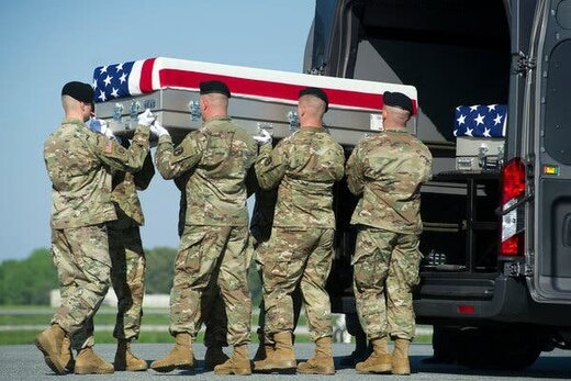 طالبان یک سرباز آمریکایی را کشت