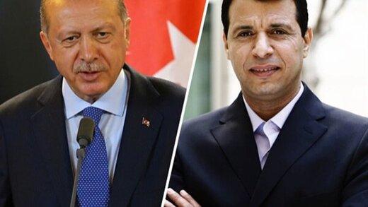 دحلان: اردوغان می خواهد مرا ترور کند