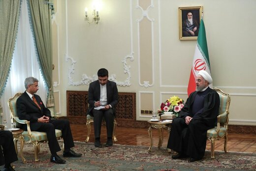 Pres. Rouhani: US has to end maximum pressure on Iran