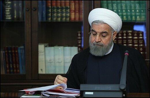 روحانی به سید محمود دعایی تسلیت گفت