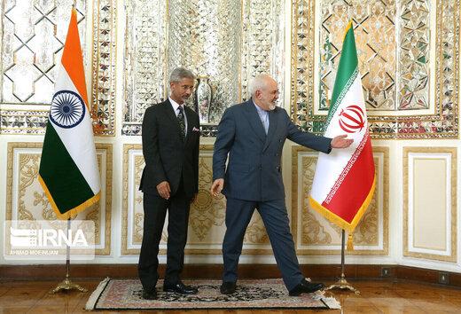 وزير الخارجية الهندي: الهند وإيران متفقتان على الإسراع في تنفيذ مشروع جابهار