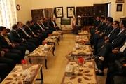دیدار مسئولان ثبت احوال استان با نماینده ولی فقیه در استان وامام جمعه شهرکرد