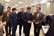 بازدید سرزده استاندار البرز از اداره کل ثبت احوال و بررسی روند خدمات رسانی به مردم