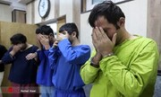 عوامل نزاع و درگیری در شهرستان ری دستگیر شدند