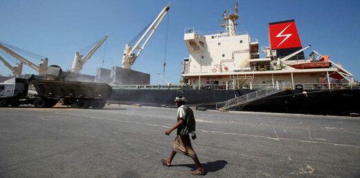 شبیخون ائتلاف عربی به کشتی های حامل مشتقات نفتی