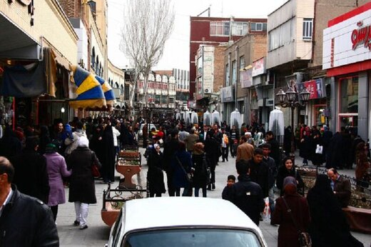 جمعیت آذربایجانشرقی از ۴ میلیون نفر گذشت