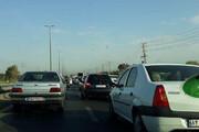 عکس | آلودگی هوا اینگونه مردم تهران را فراری داد
